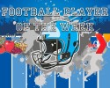 Fball Player of the Week WOLF